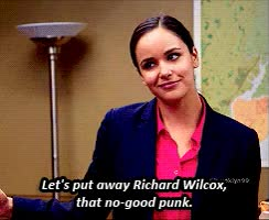Watch BROOKLYN NINE-NINE GIFS GIF on Gfycat. Discover more melissa fumero GIFs on Gfycat