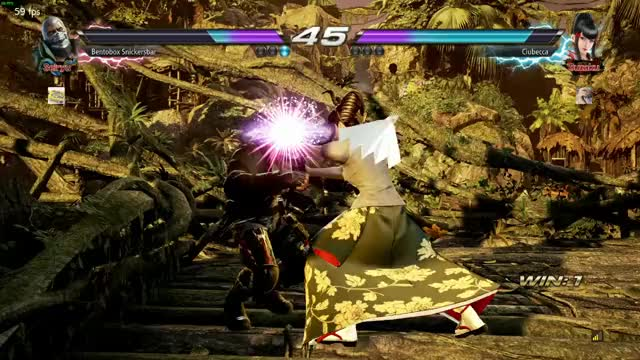 Watch and share Tekken GIFs by vickeiy on Gfycat