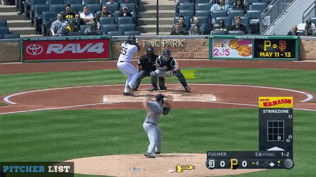 Watch Fulmer PIT 2 GIF on Gfycat. Discover more baseball GIFs on Gfycat