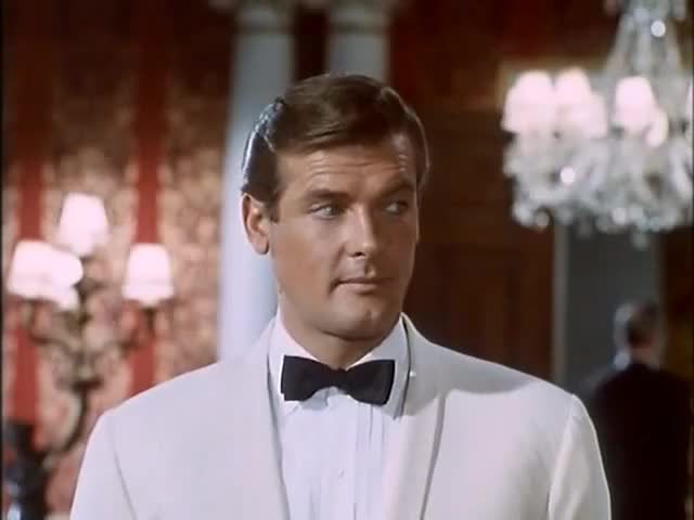 Watch The Saint (1966) Opening Theme - The Queen's Ransom GIF on Gfycat. Discover more 60s, The saint, action, roger moore, s05, season 5, simon templar, sixties GIFs on Gfycat