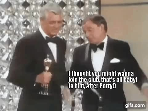 Watch and share 1970 Academy Awards GIFs and Frank Sinatra GIFs by For Barbara on Gfycat