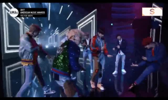 Watch and share Bts Ama 2 GIFs by Koreaboo on Gfycat