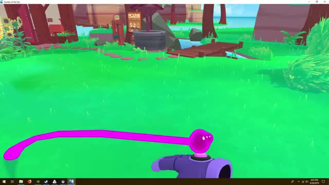 Watch and share Garden Gooey Teleport GIFs on Gfycat
