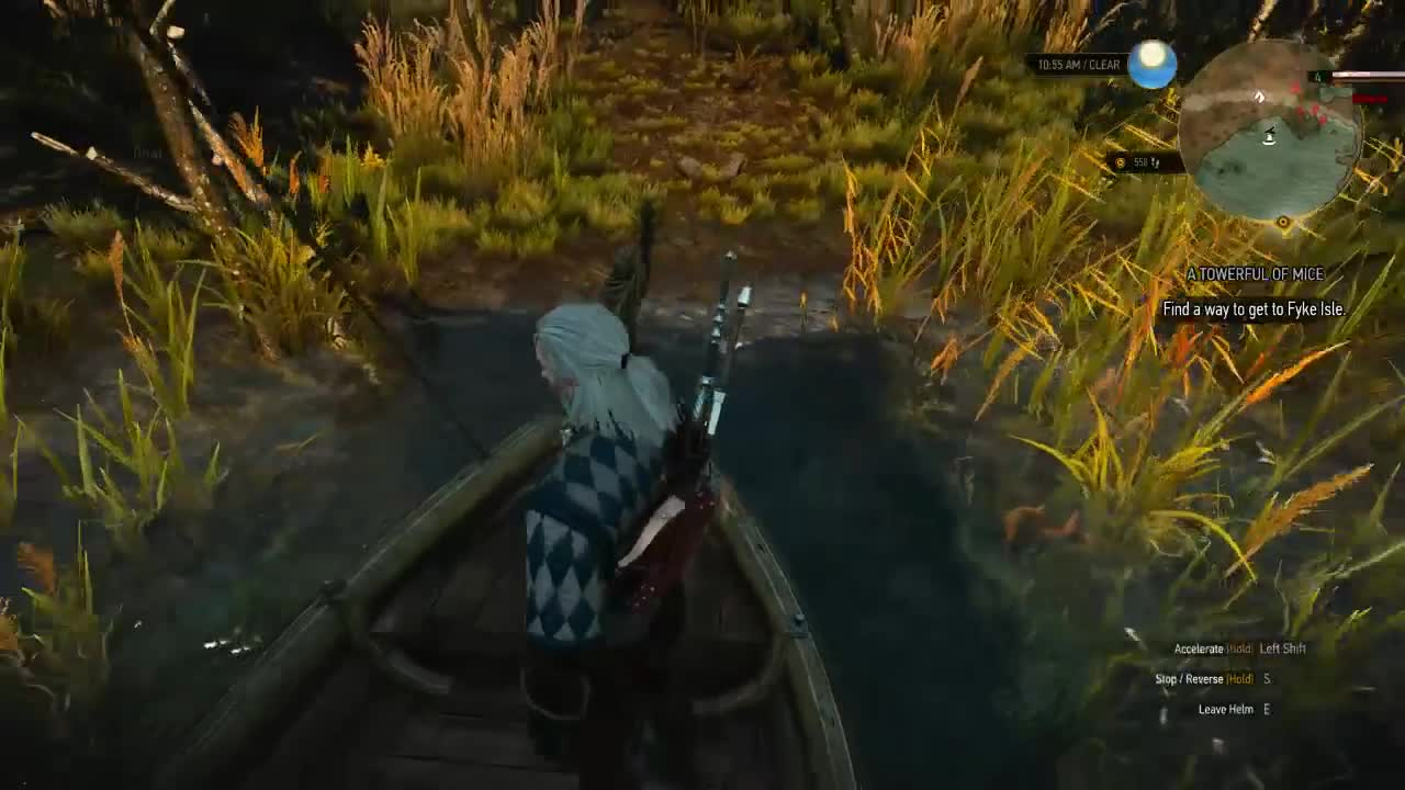 Gerlat, Herdwick G, Travel & Events, boats, game, games, hunt, twitch, wild, witcher, Witcher 3 : the Wild Hunt; how to get to fast travel with boats GIFs