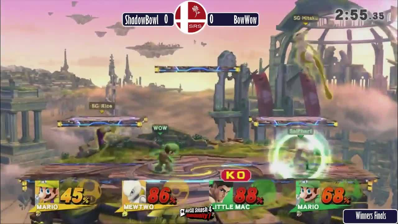 games, twitch, BMDH: Shadow Bowl Vs. Bow Wow [Winners Finals] GIFs
