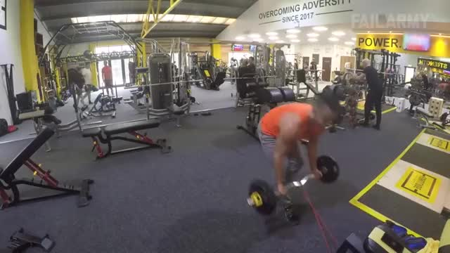 Watch and share I'll Just Misuse Gym Equipment, WCGW? GIFs on Gfycat