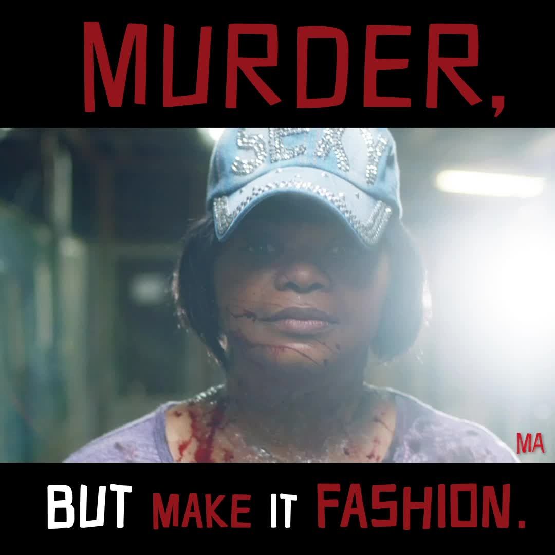 fashion, funny, ma, ma movie, meme, octavia spencer, MA Murder Fashion Meme GIFs