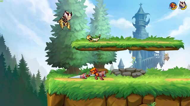 Watch and share Brawlhalla GIFs by GoldenWolfy on Gfycat