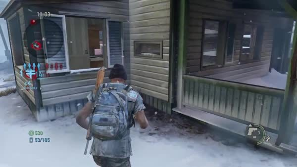 thelastofusfactions, [GIF] 9mm vs Shotgun (reddit) GIFs