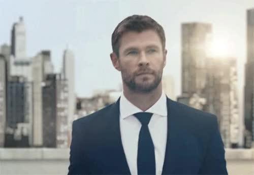 Watch and share Chris Hemsworth GIFs on Gfycat