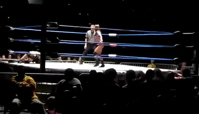 Watch Brooke house show Stinkface Gail Kim GIF on Gfycat. Discover more related GIFs on Gfycat