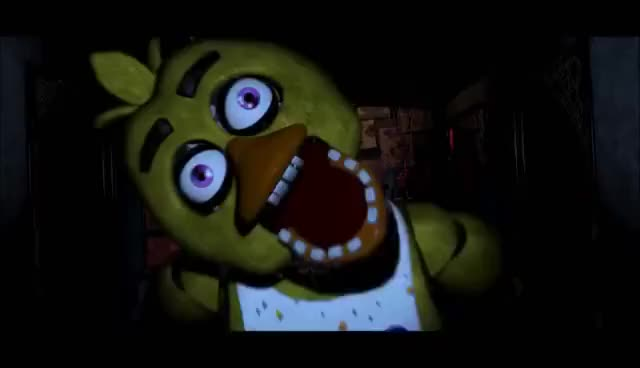 Watch and share Chica GIFs and Fnaf GIFs on Gfycat