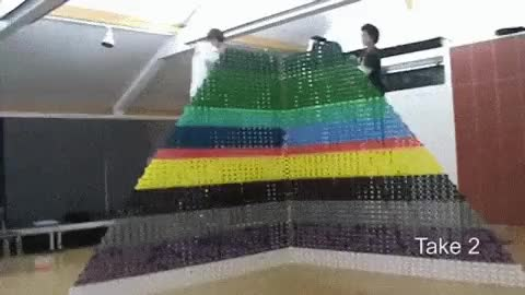 Watch and share Domino Gif GIFs on Gfycat
