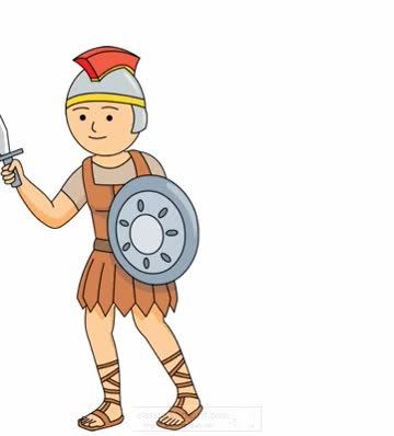 Watch and share Download Roman-soldier-animated-gif GIFs on Gfycat