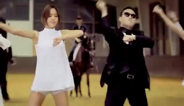 Watch and share Gangnam Style GIFs and Sexy Ladies GIFs on Gfycat