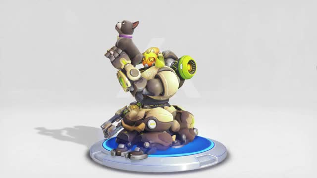 Watch Why Orisa, why? GIF by @xleveticus on Gfycat. Discover more Overwatch, highlight GIFs on Gfycat