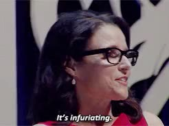 Watch Julia Louis-Dreyfus talks about how satire can alter the ine GIF on Gfycat. Discover more *, gif, interview, jld, julia louis dreyfus GIFs on Gfycat