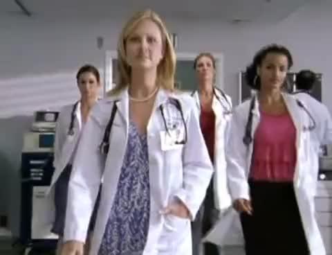 Watch and share Scrubs: Gyno Girls GIFs on Gfycat