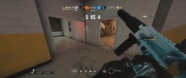 Watch and share R6 Hitreg GIFs by spandy on Gfycat