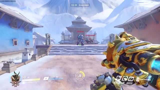 Watch and share Are You Drunk Overwatch ? GIFs by tenicron on Gfycat