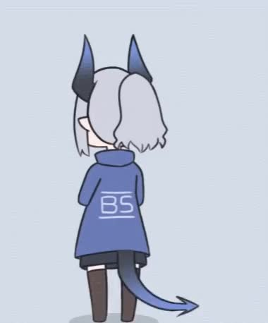 Watch and share Arknights GIFs by Yami on Gfycat