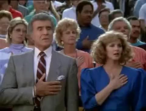 Watch and share Naked Gun.. National Anthem - Enrico Palazzo GIFs on Gfycat