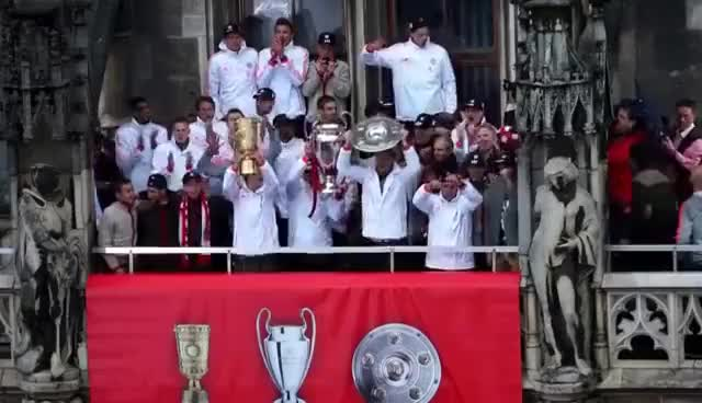 Watch and share FC Bayern - GIFs on Gfycat
