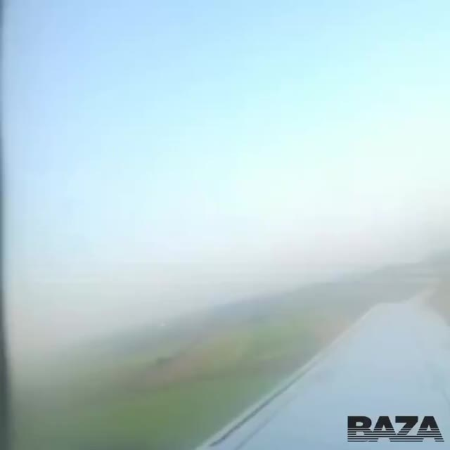 Watch and share Ural Airlines A321 Makes Forced Landing Into Cornfield Near Ramenskoye #Russia. No Fatalities Reported. GIFs by linestorm on Gfycat