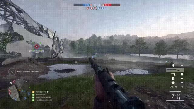 Watch Limpet charges are the darndest things GIF on Gfycat. Discover more battlefield_one GIFs on Gfycat