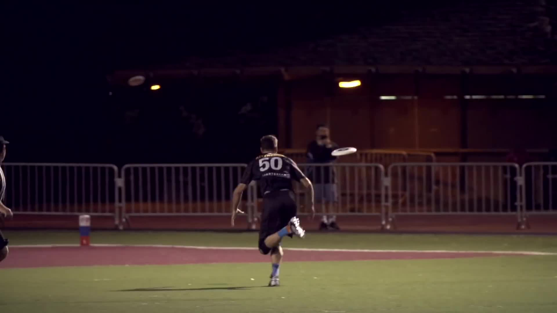 american ultimate disc league, audl, sports, theaudlchannel, ultimate, ultimate frisbee, Beau Kittredge Speed Layouts GIFs
