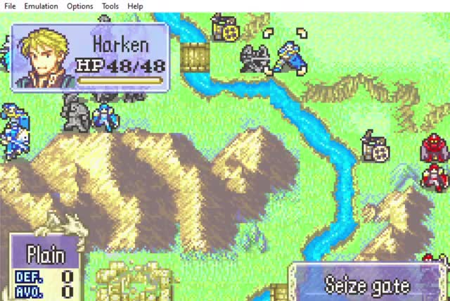 Watch and share FE7 Edit - VisualBoyAdvance-M 2.1.0 2019-11-22 20-32-50 GIFs on Gfycat