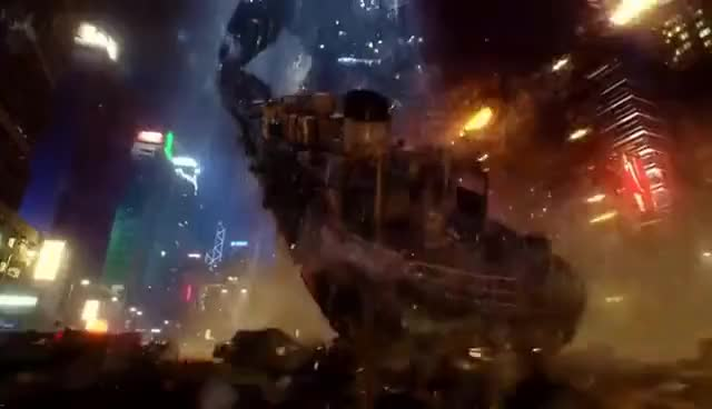 Watch and share Pacific Rim GIFs on Gfycat