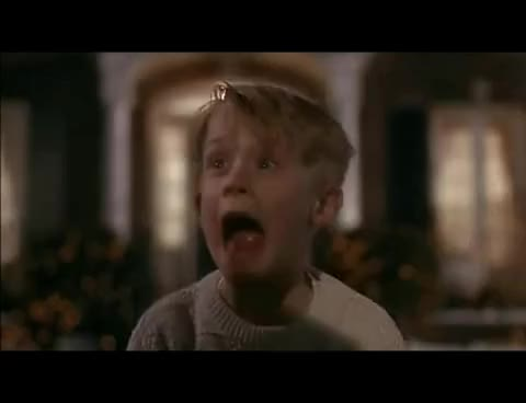 Watch home alone - kevin screams GIF on Gfycat. Discover more home alone, kevin mccallister, macaulay, scream GIFs on Gfycat