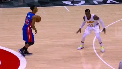 Watch and share Ish Smith — Detroit Pistons GIFs by Off-Hand on Gfycat