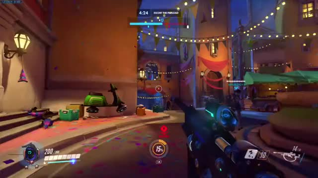 Watch and share Kimihrodeux GIFs and Overwatch GIFs by Gamer DVR on Gfycat