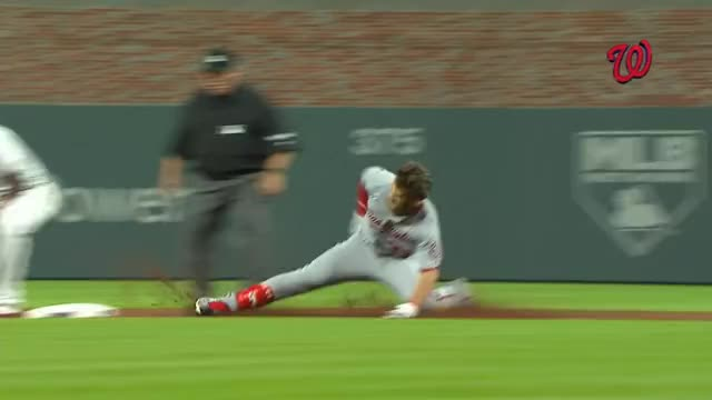 Watch Bryce slide and hairflip GIF by efitz11 (@efitz111) on Gfycat. Discover more NationalsGIFs GIFs on Gfycat