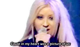 Watch and share Christina Aguilera GIFs and What A Girl Wants GIFs on Gfycat
