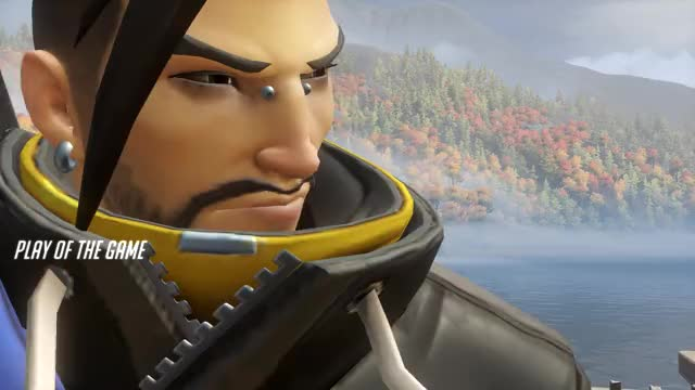 Watch and share Im Getting Good At Hanzo 18-01-21 13-58-05 GIFs on Gfycat