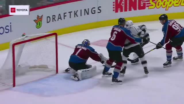 Watch and share Varly Goal Off Skate GIFs by foppa2118 on Gfycat