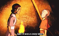 Watch and share The Last Airbender GIFs and True Love GIFs on Gfycat