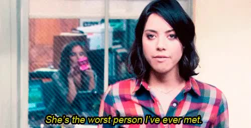 Watch aubrey GIF on Gfycat. Discover more aubrey plaza GIFs on Gfycat