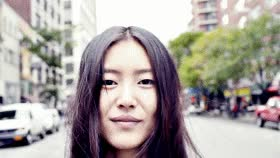 Watch and share Liu Wen GIFs on Gfycat