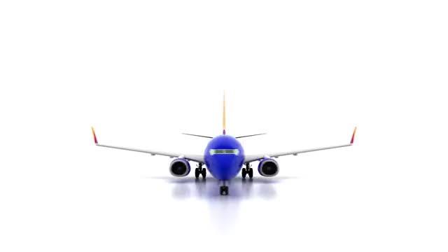 Watch Southwest 737 Landing Gear Spin GIF by @jefftml on Gfycat. Discover more blender GIFs on Gfycat