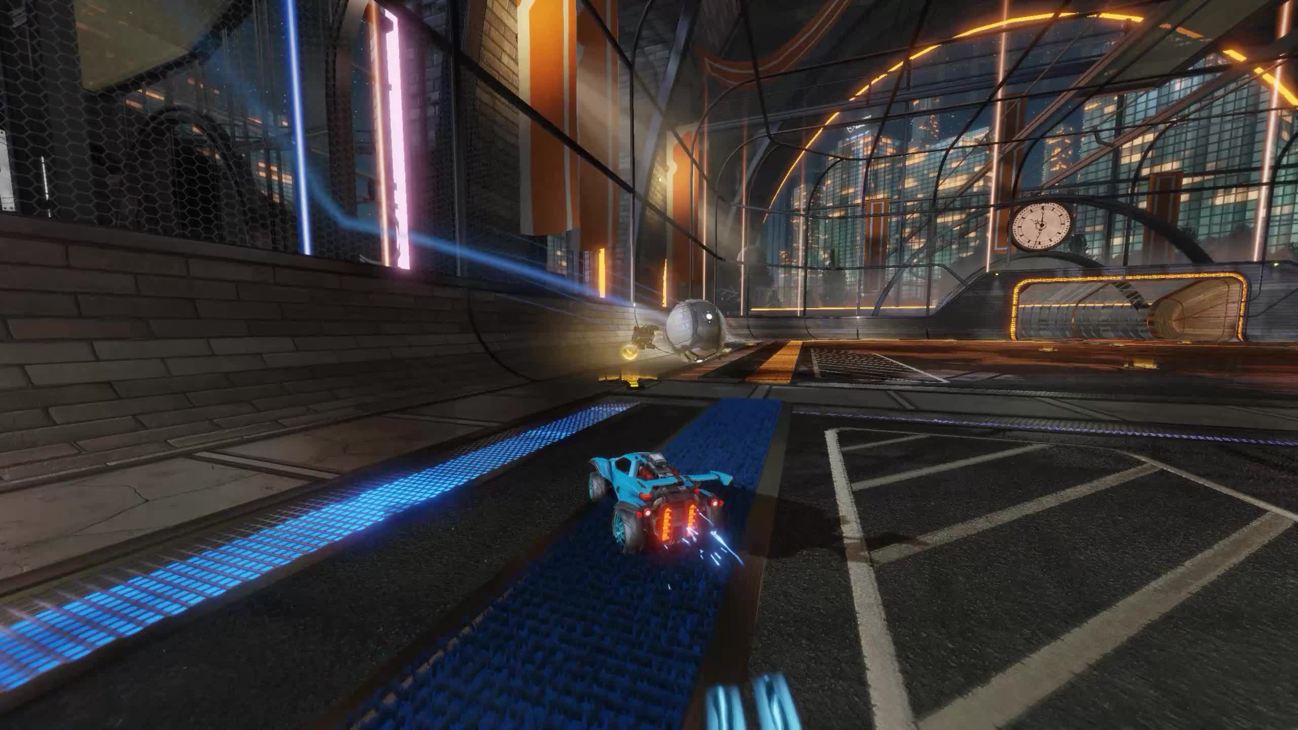 demo dodge, goal, rocket league, wave dash, ultimate instinct GIFs