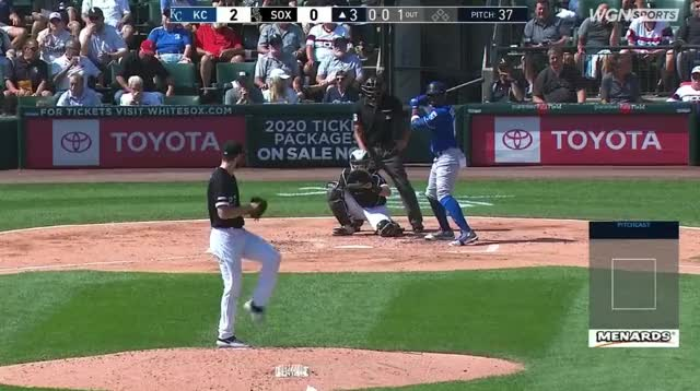 Watch and share Kansas City Royals GIFs and Giolito Cu GIFs on Gfycat