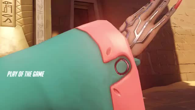 Watch and share Overwatch GIFs and Moira GIFs by Jac on Gfycat