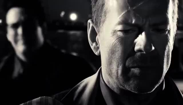Watch and share Bruce Willis GIFs and Sin City GIFs on Gfycat