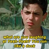 Watch and share Film Gifs* The Sandlot Wow It Woulda Been So Easy To Make This All Squints Quotes GIFs on Gfycat