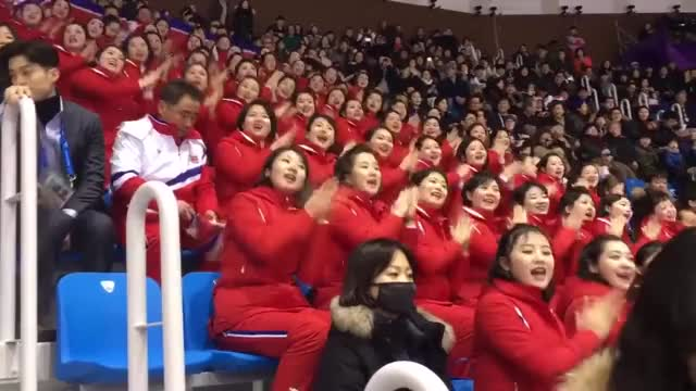 Watch and share NK Cheerleaders GIFs by kloudmcjoo on Gfycat