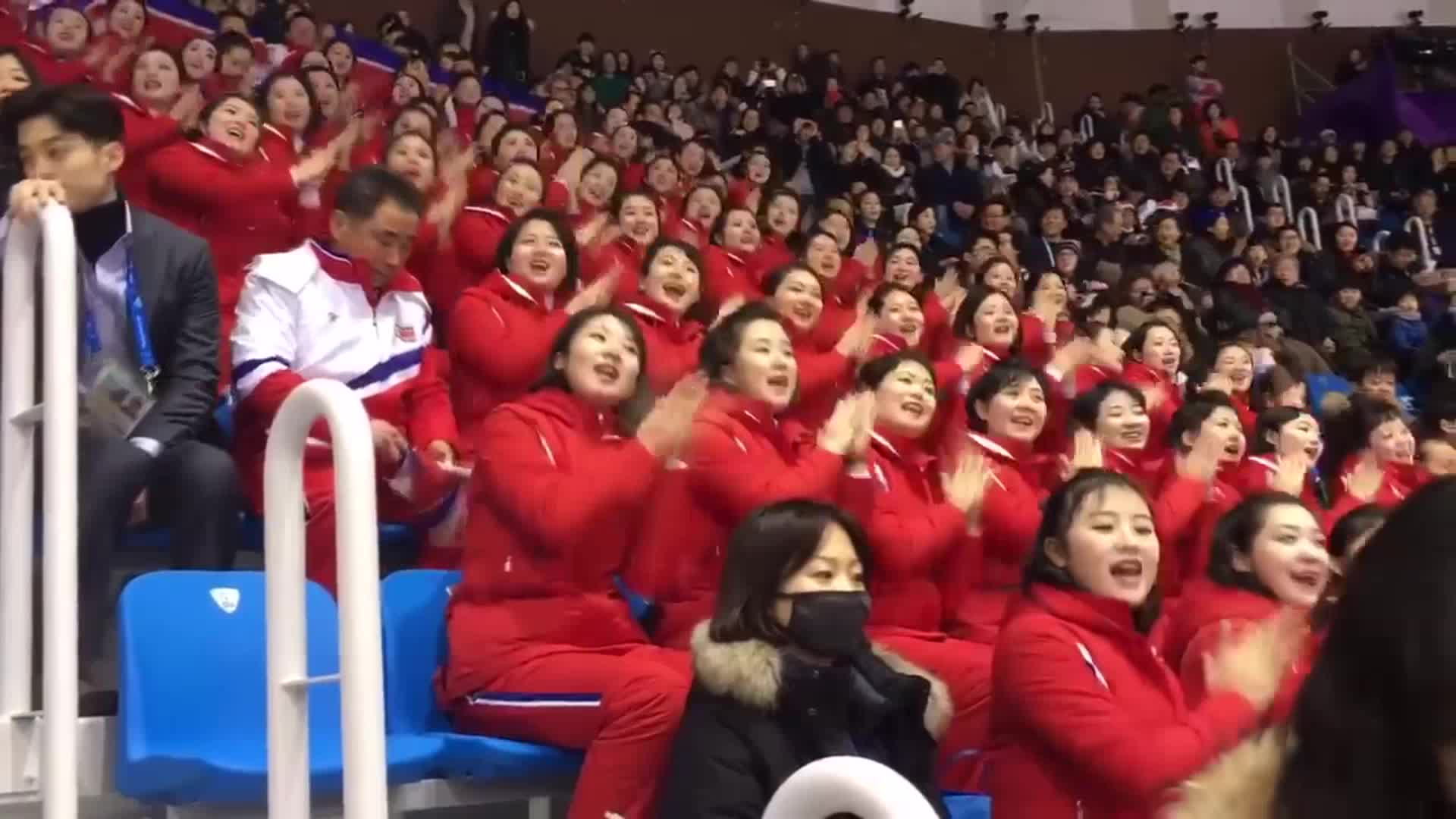 NK Cheerleaders GIFs